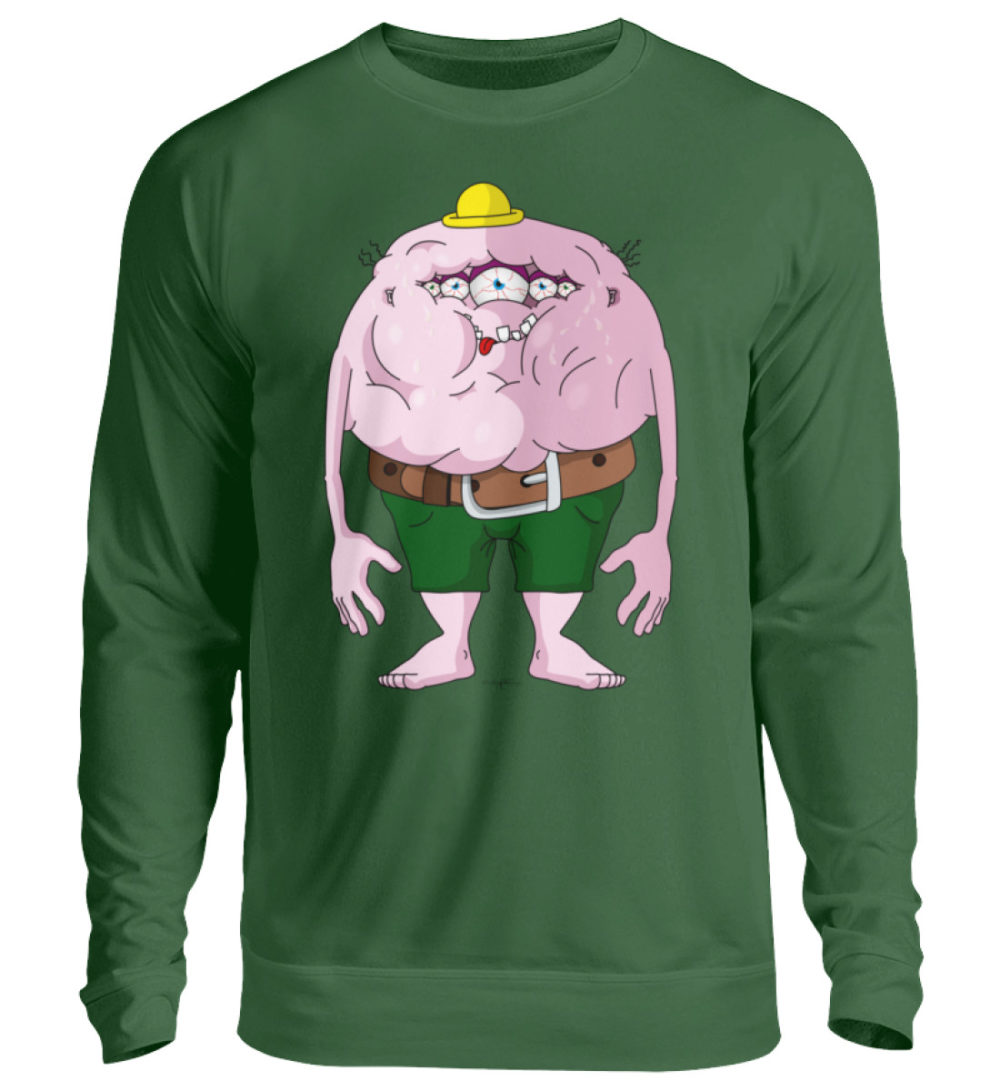 unisex-sweatshirt-longsleeve-fats - Unisex Pullover-833