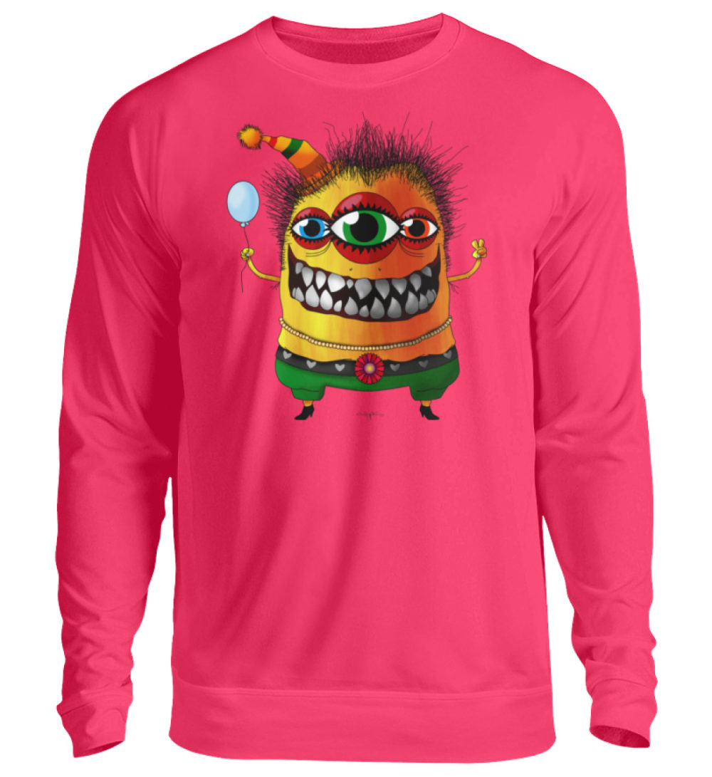 unisex-sweatshirt-longsleeve-blossom - Unisex Pullover-1610