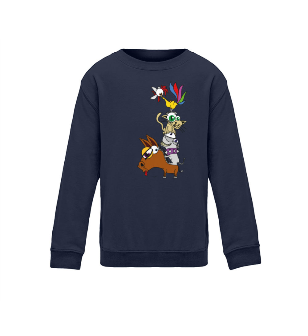 kids-sweatshirt-longsleeve-bremen - Kinder Sweatshirt-1698