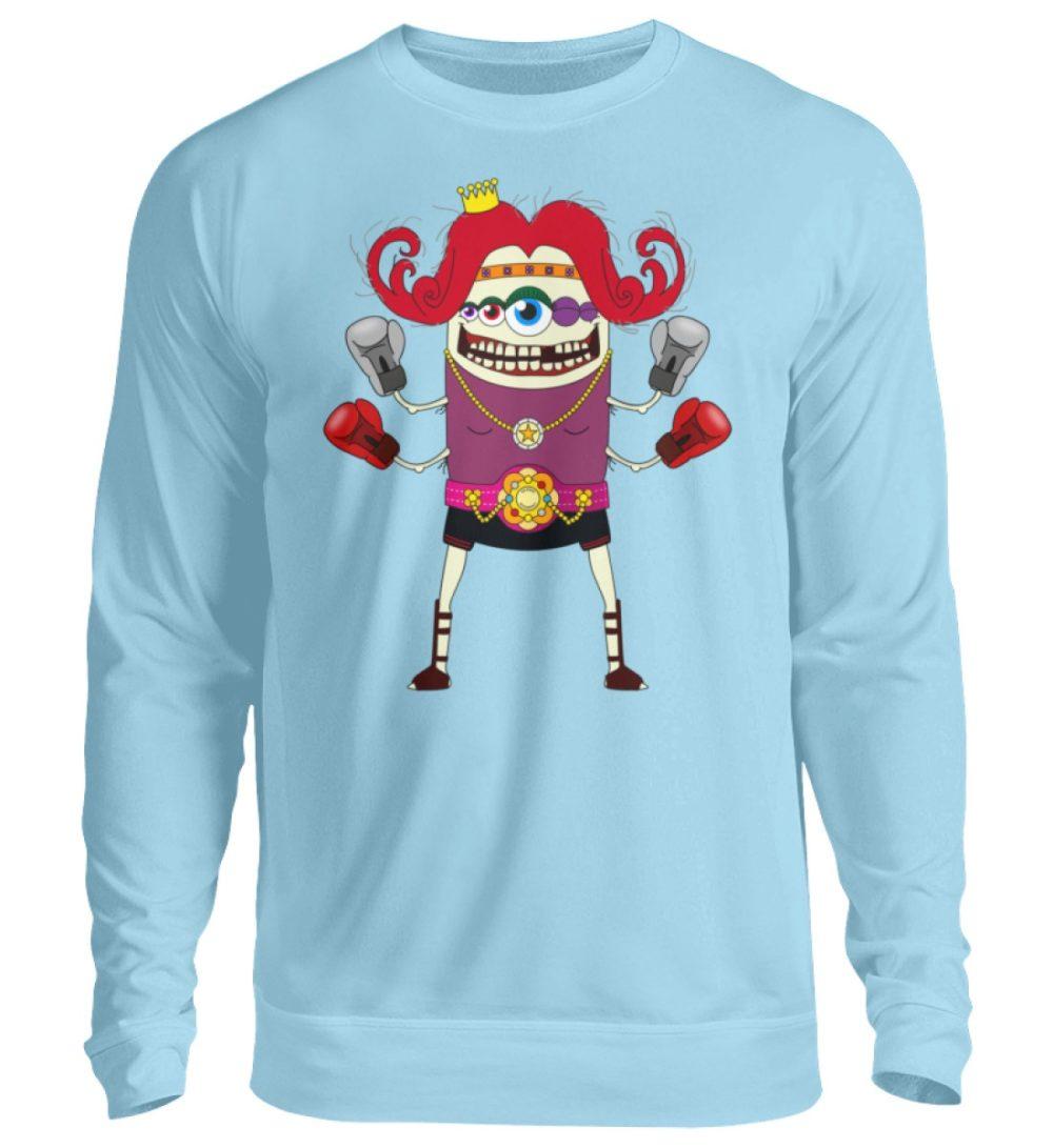 unisex-sweatshirt-longsleeve-la-boxita - Unisex Pullover-674