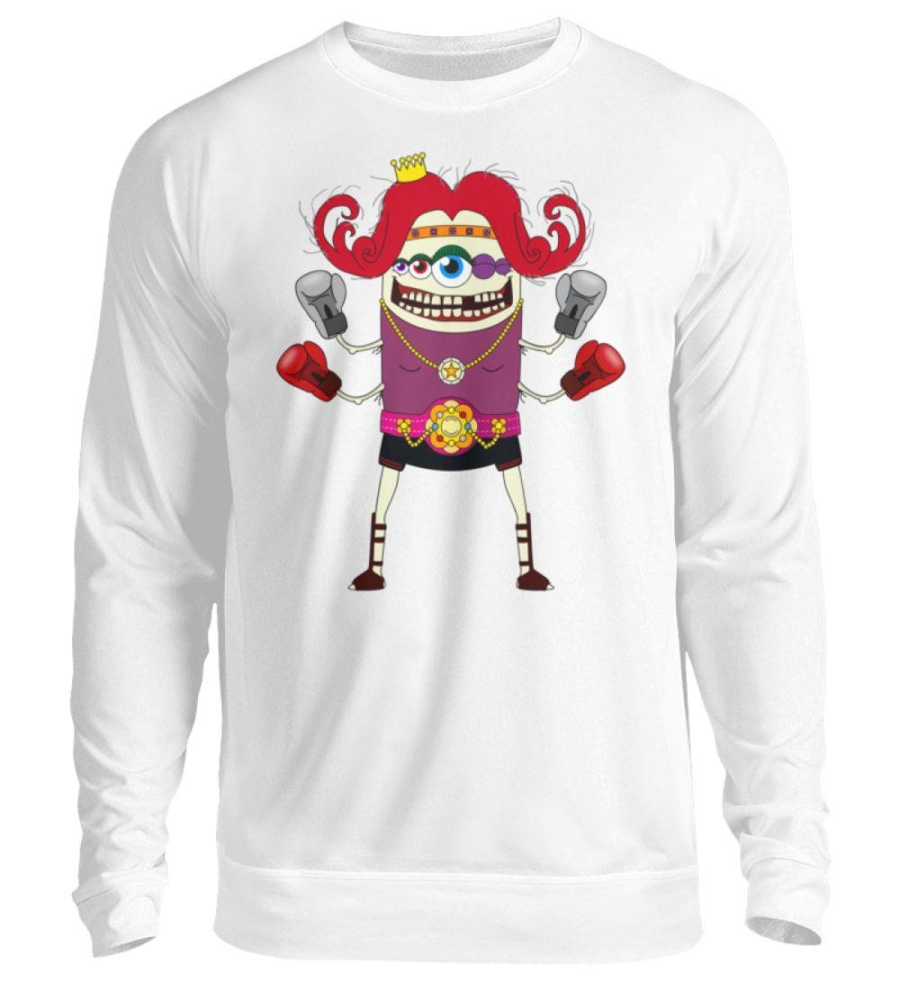 unisex-sweatshirt-longsleeve-la-boxita - Unisex Pullover-1478