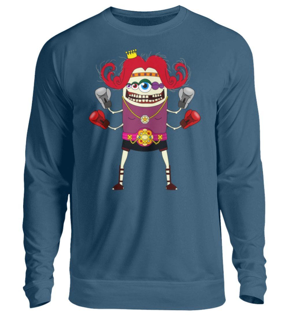 unisex-sweatshirt-longsleeve-la-boxita - Unisex Pullover-1461