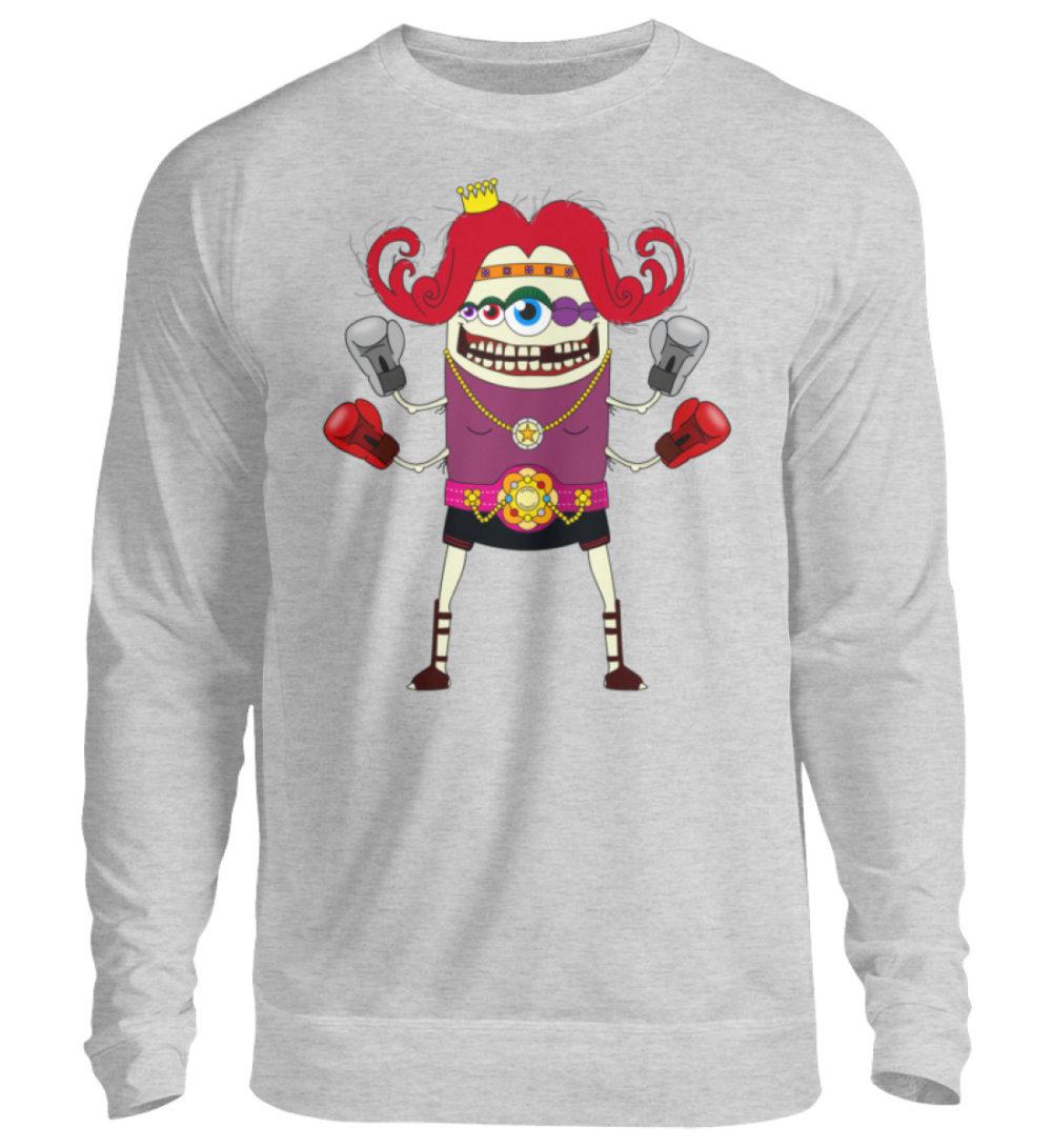 unisex-sweatshirt-longsleeve-la-boxita - Unisex Pullover-17