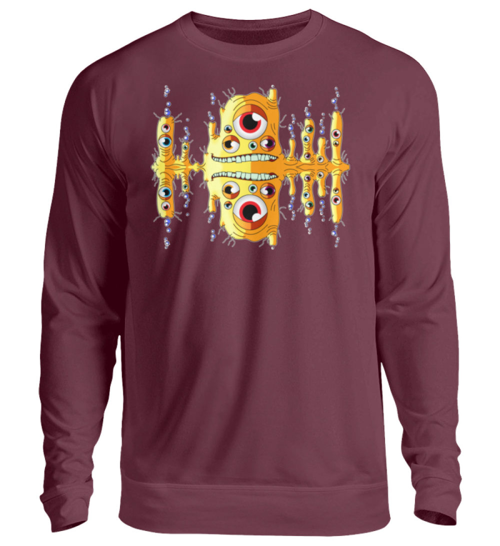 unisex-sweatshirt-longsleeve-blubbah - Unisex Pullover-839