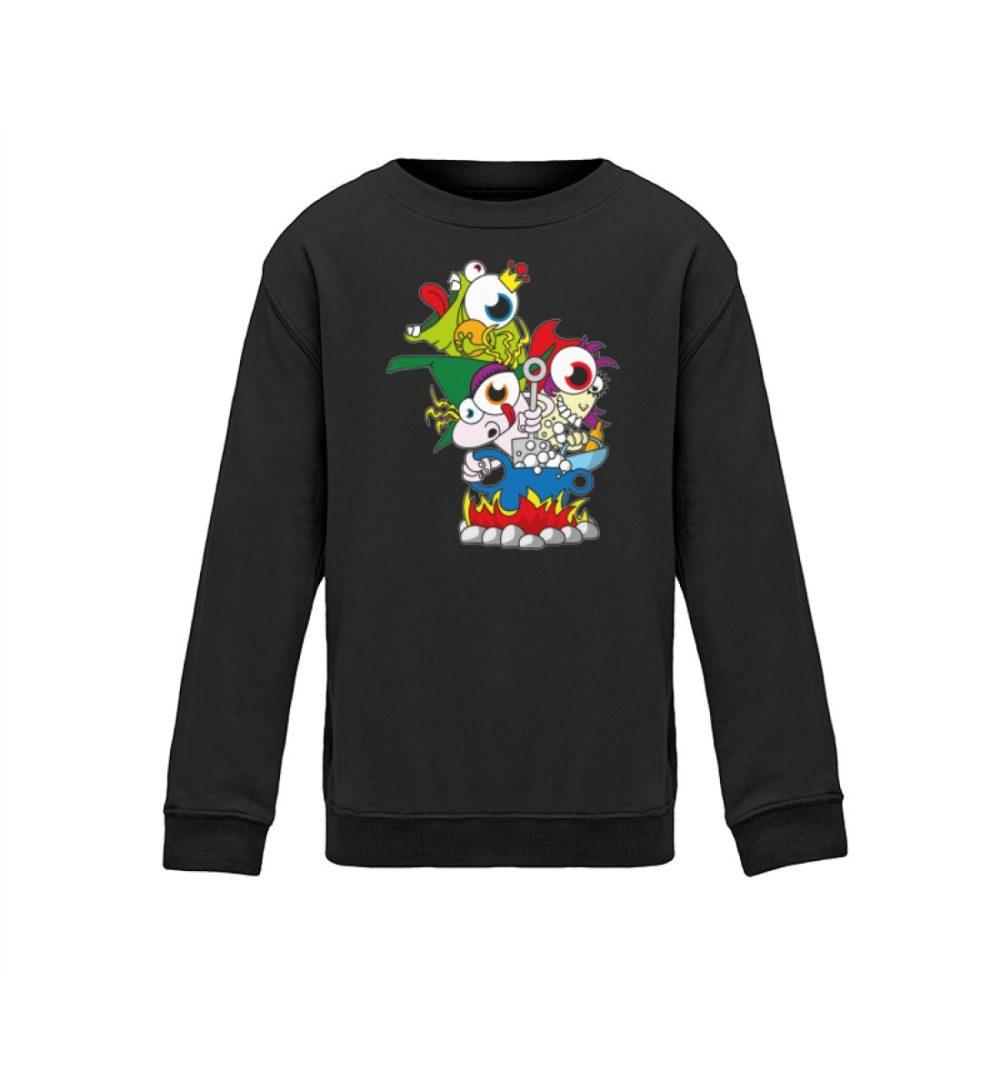 kids-sweatshirt-longsleeve-hex-hex - Kinder Sweatshirt-1624