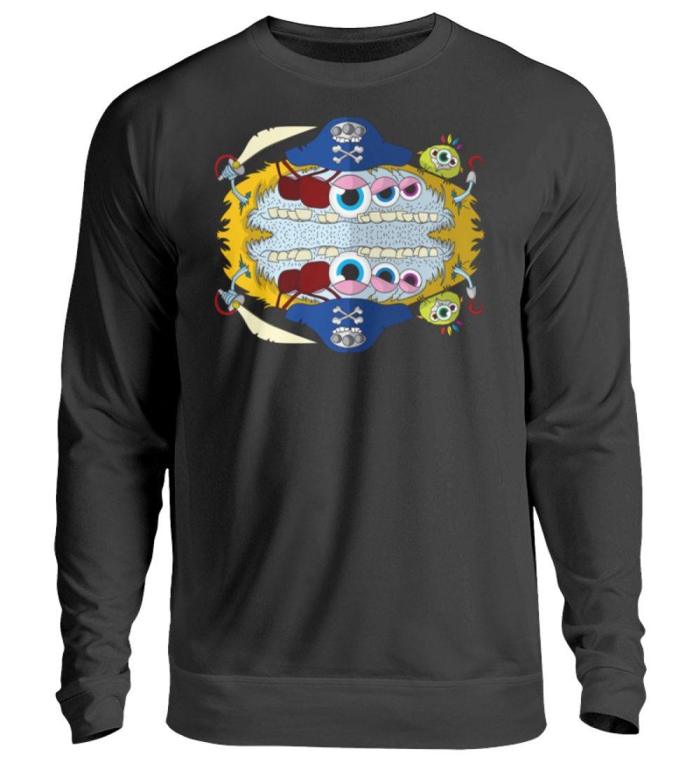 unisex-sweatshirt-longsleeve-pirato - Unisex Pullover-1624