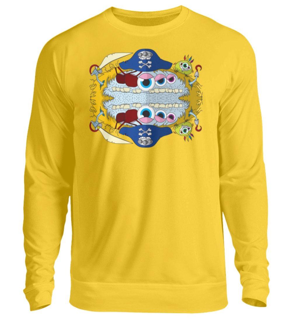 unisex-sweatshirt-longsleeve-pirato - Unisex Pullover-1774