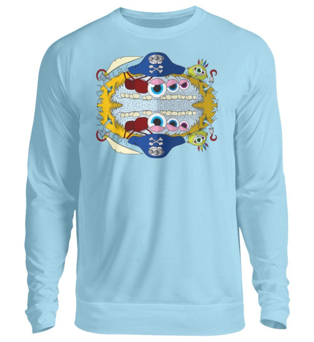 unisex-sweatshirt-longsleeve-pirato - Unisex Pullover-674