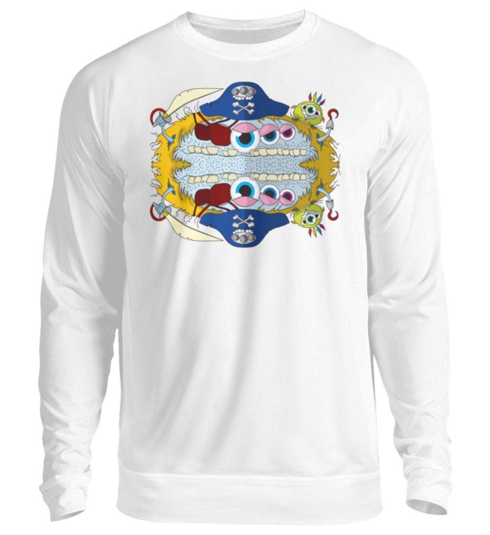 unisex-sweatshirt-longsleeve-pirato - Unisex Pullover-1478