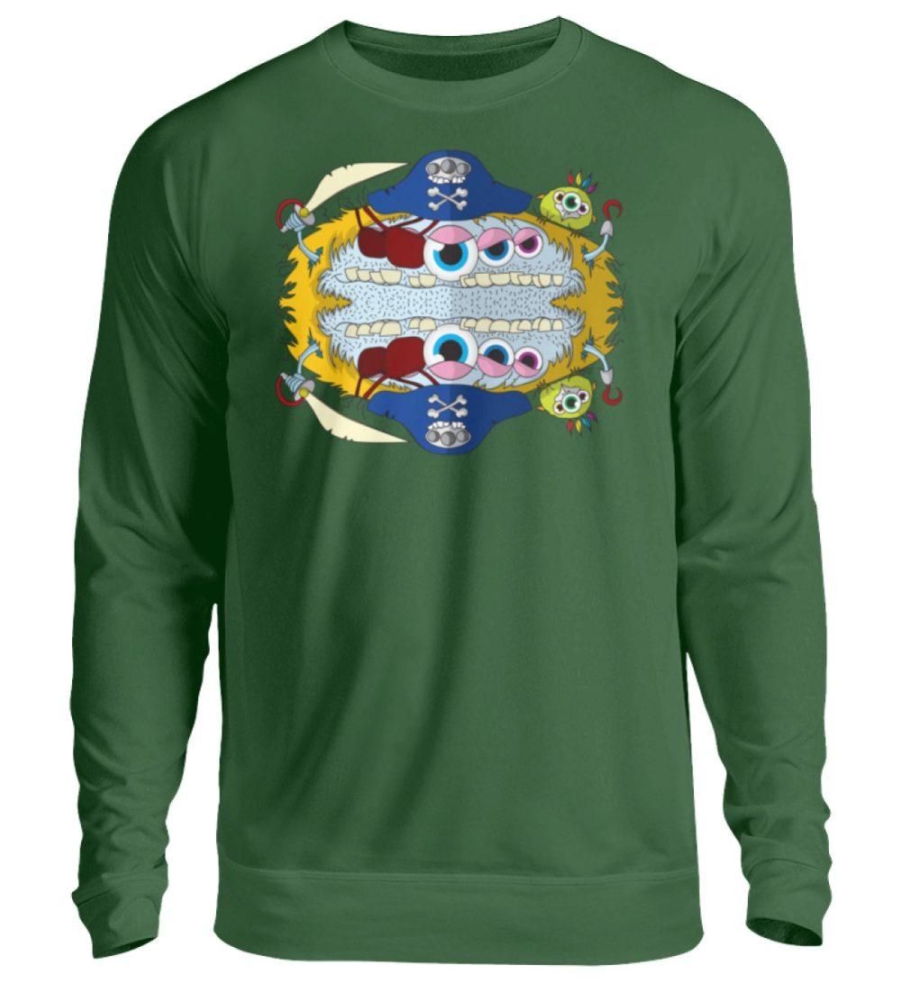 unisex-sweatshirt-longsleeve-pirato - Unisex Pullover-833