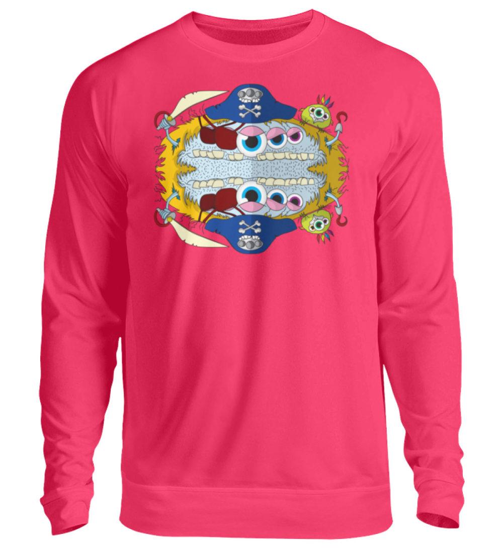unisex-sweatshirt-longsleeve-pirato - Unisex Pullover-1610