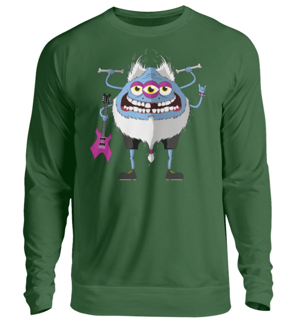 unisex-sweatshirt-longsleeve-bones - Unisex Pullover-833
