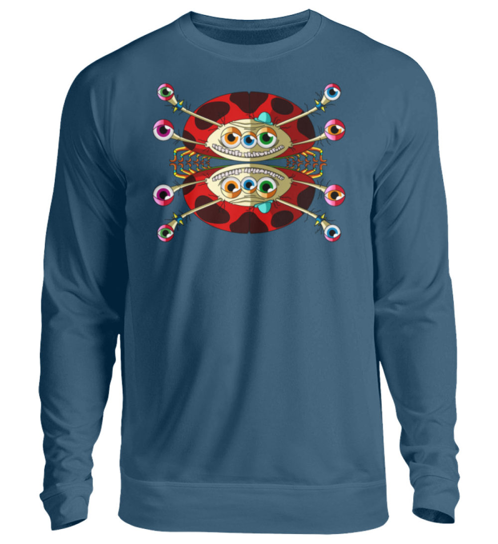 unisex-sweatshirt-longsleeve-buckley - Unisex Pullover-1461