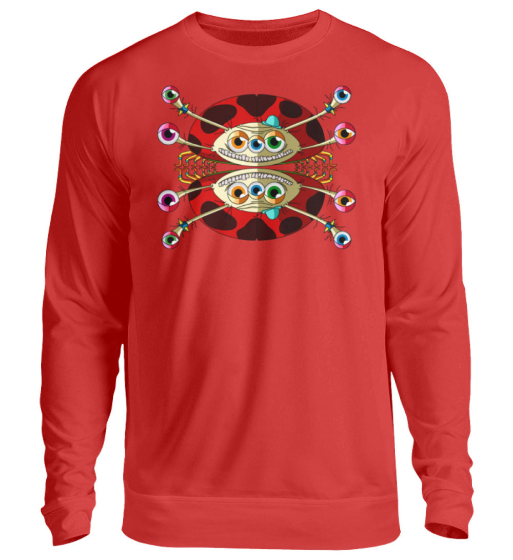 unisex-sweatshirt-longsleeve-buckley - Unisex Pullover-1565