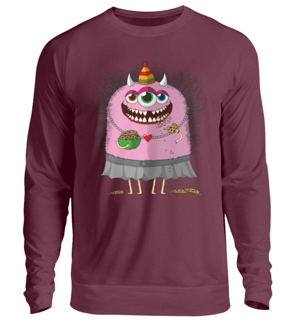 unisex-sweatshirt-longsleeve-helgard - Unisex Pullover-839