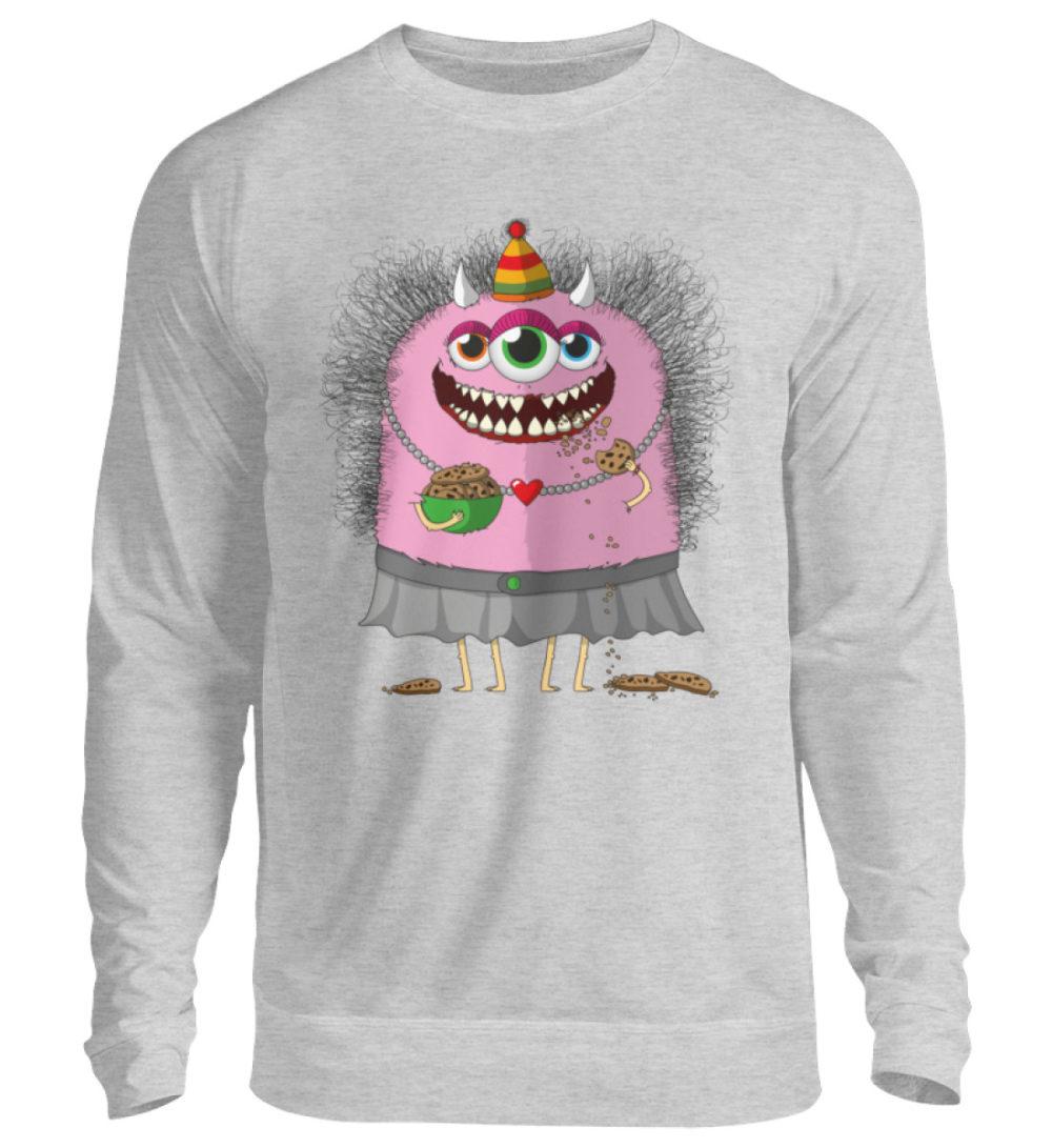 unisex-sweatshirt-longsleeve-helgard - Unisex Pullover-17