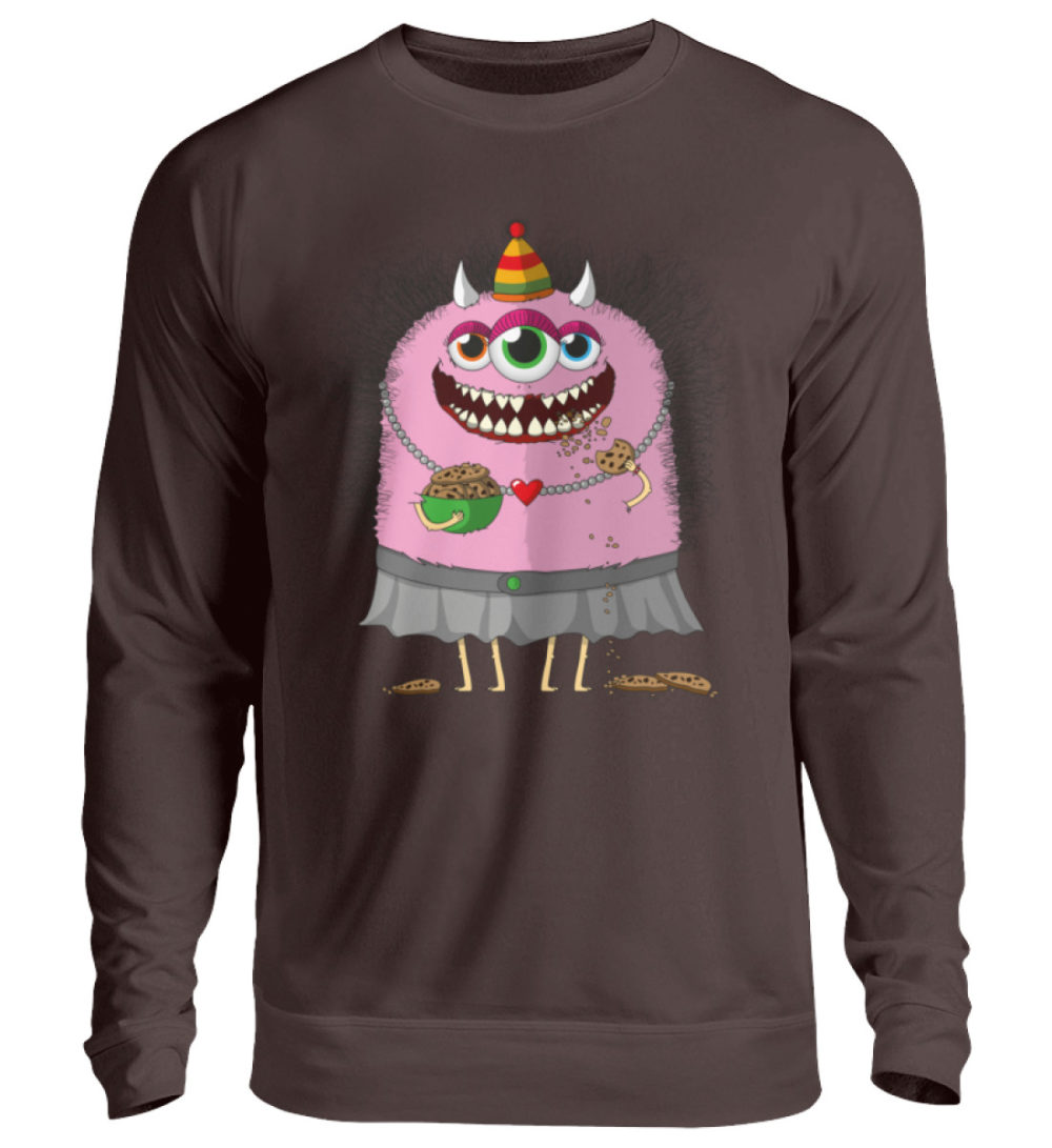 unisex-sweatshirt-longsleeve-helgard - Unisex Pullover-1604