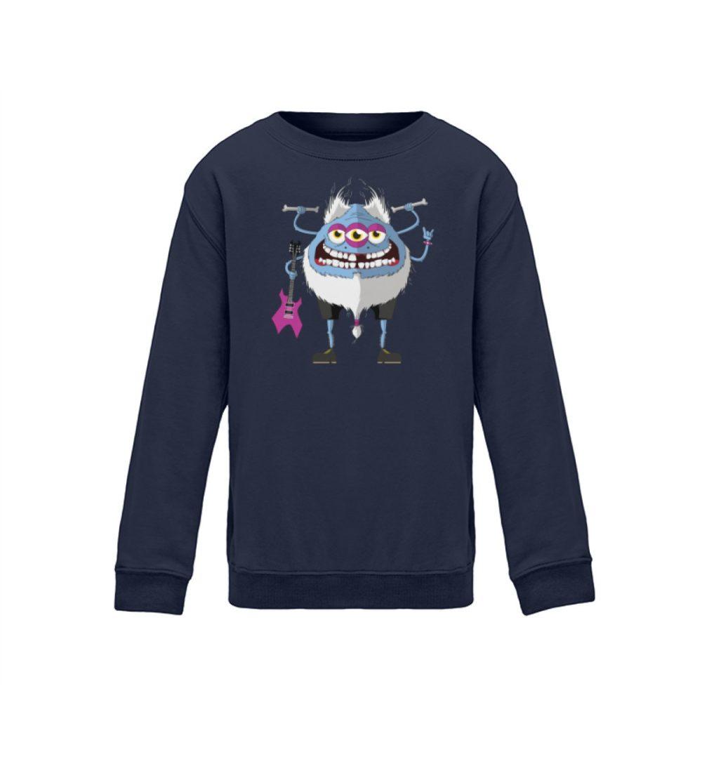 kids-sweatshirt-longsleeve-bones - Kinder Sweatshirt-1698