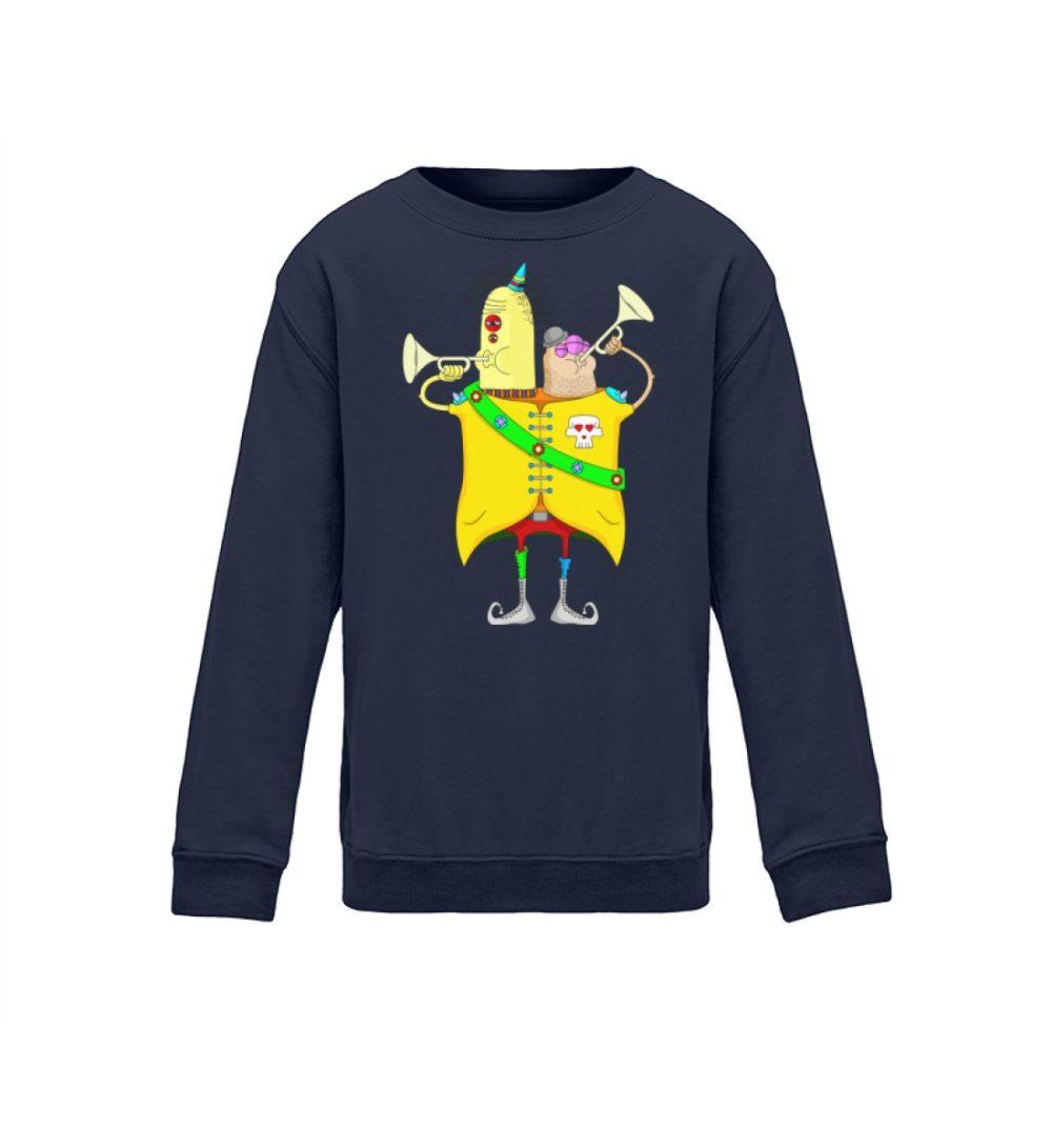 kids-sweatshirt-longsleeve-trom-peter - Kinder Sweatshirt-1698