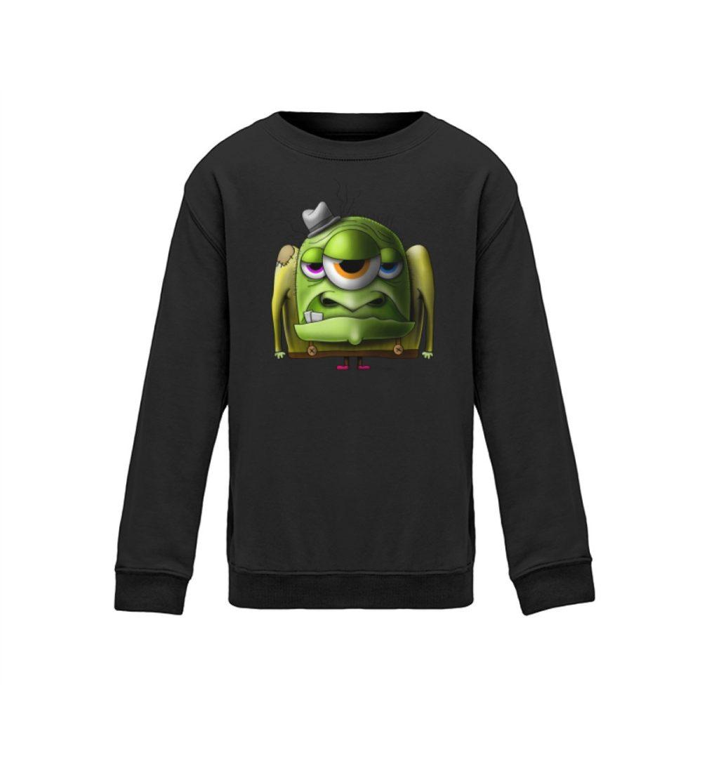 kids-sweatshirt-longsleeve-old-man - Kinder Sweatshirt-1624