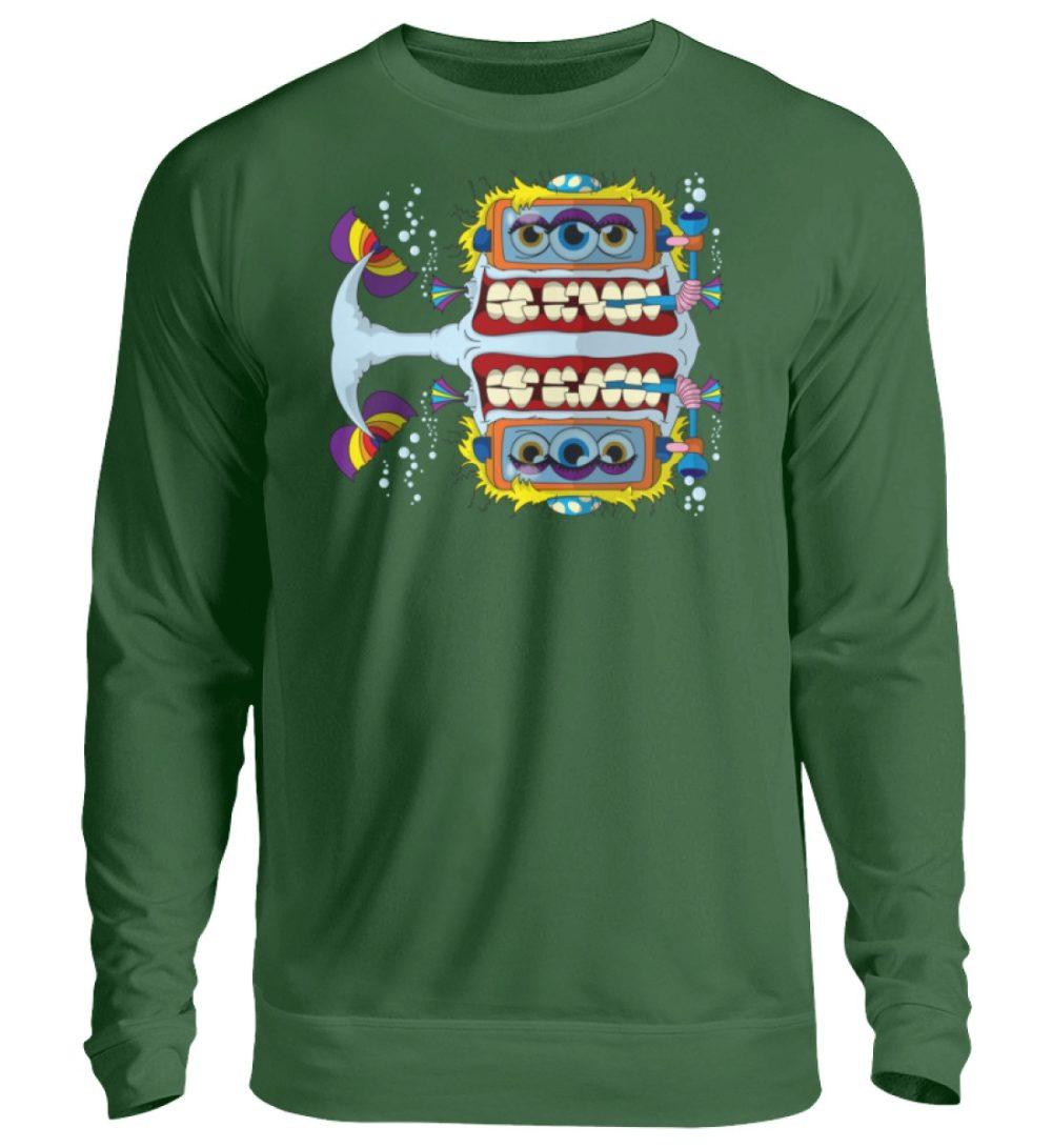 unisex-sweatshirt-longsleeve-fishy - Unisex Pullover-833